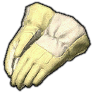 Cotton Work Gloves (Yellow)