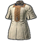 Dated Cotton Tabard