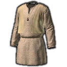 Dated Hempen Shepherd's Tunic (Beige)
