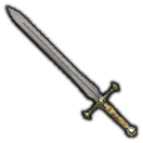 Dated Iron Longsword