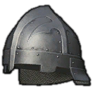 Dated Iron Sallet