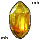 Over-aspected Crystal