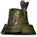 Ul'dahn Officer's Cap