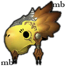 Chocobo Mask