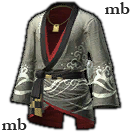 Lord's Yukata (Grey)