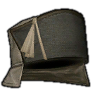 Linen Deerstalker of Intelligence (Blue)
