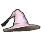 Linen Hat of Intelligence (Red)