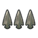 Shell Arrowheads