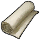 Undyed Cotton Cloth